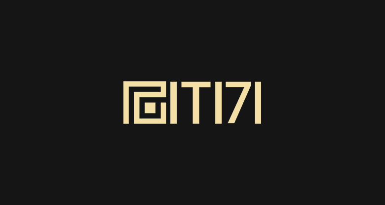 IT171中文网LOGO设计